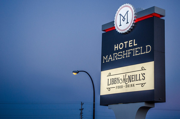 (Photo Provided by Hotel Marshfield)