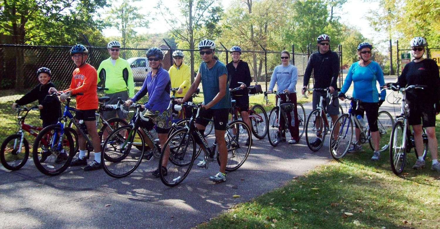 Ronald McDonald House Charities of Marshfield Cranberry Century Bike Tour