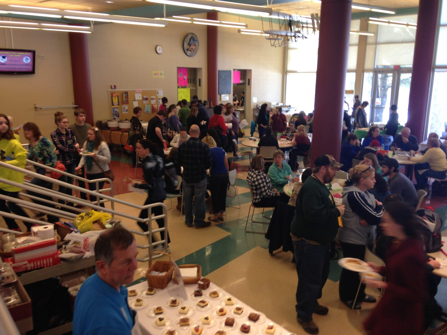 The 2016 Marshfield Cultural Fair was held at UW-Marshfield/Wood County on Feb. 27. (Nicole Dostal photos)