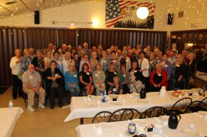 76 members attended the Columbus High School class of 1966 50-year reunion, held Sept. 15-18. Submitted photo.