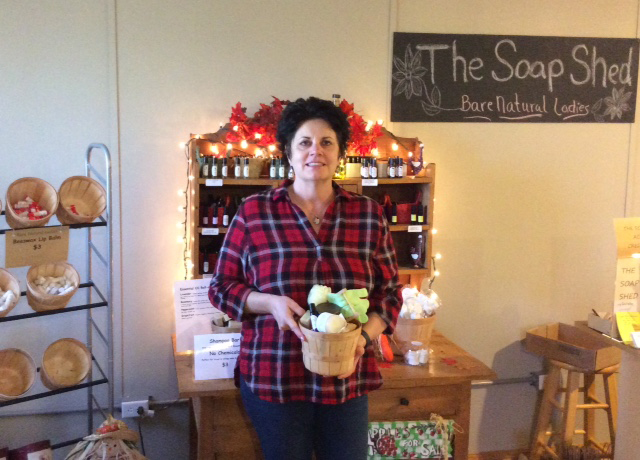 Jody Schneider is one of the vendors participating at the upcoming P.E.O. Holiday Boutique.
