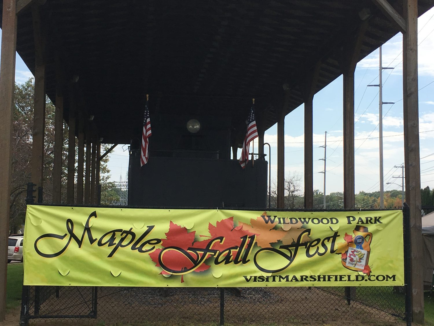 The Marshfield Convention & Visitors Bureau held its 25th annual Maple Fall Fest Sept. 16-17.