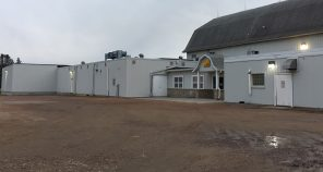 Wenzel's Farm recently expanded its facilities.